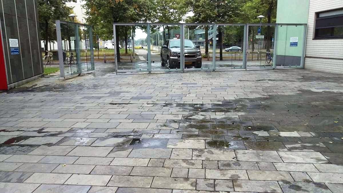 Reparatie buitenvloer Utrecht