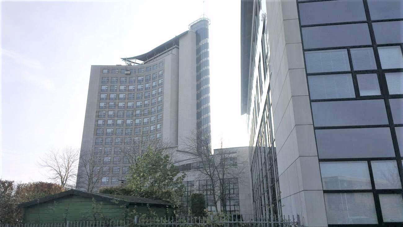 Kantoorgebouw Ohra