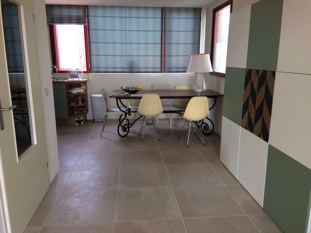 Keramische tegel – vloeren appartement